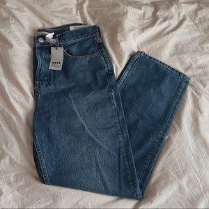 Brand new Topshop New Boyfriend jeans
